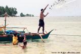 Me capturing fisherman