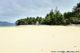 Lawigan's beautiful wide sandbar
