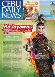 Kadayawan in Cebu Daily News (2011)