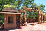 Mini Zoo entrance