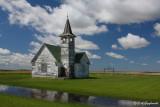 Church on the prairie