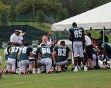 Eagles Training Camp 2012