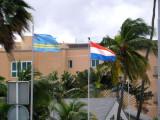 Aruban and Dutch Flag.jpg