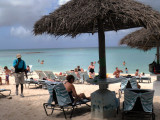 Huts and People at Palm Beach.jpg