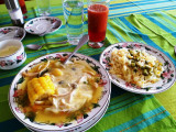 Ajiaco Bogotano with Rice and Fruit Juice.jpg