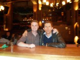 Drew and Alvaro Out for Drinks - Salto del Angel.jpg