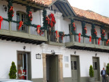 Colonial House with Christmas Decorations.jpg