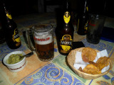 Apostol Beer and Appetizers at Hato Viejo.jpg