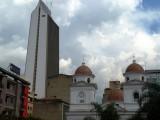 La Candelaria and  Torre Coltejer - Medellin.jpg