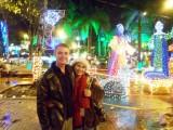 Drew and Medellin Mom in Parque de Itagui.jpg