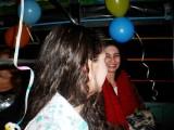 Laura and Mom on Chivas.jpg