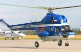 Police Helicopters - Airport Rzeszów