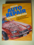 1980 - 1986 Motor Auto Repair Manual - $8.00 - Hard Bound Book approx. 2 1/8 thick