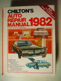 1975-1982 American Cars - $8.00 - Hard Bound Book approx. 2 thick.