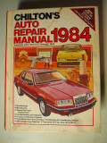 1977-1984 American Cars - $8.00 - Hard Bound Book approx. 2 thick.