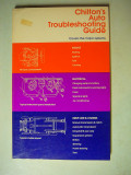 Chilton's Auto Trouble Shooting Guide - $2.00 - Soft Bound Book approx. 1/2 thick.