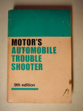 Motor's Auto Trouble Shooting Guide - $2.00 - Soft Bound Book approx. 3/4 thick.