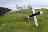 Í Ingjaldshólskirkjugarði