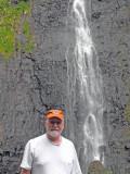 RG at big waterfall