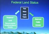 Land Status
