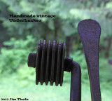 Old Underbucker  Handmade