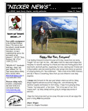 January 2008 Lewis County Chapter Newsletter