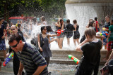 Water Fight 2011