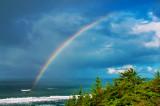 February Rainbow