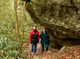 Silvermine Arch Trail
