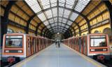 Peiraias railway station