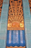 Eastern Columbia Building Entrance