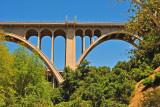 Colorado Street Bridge Crossing the Arroyo Seco