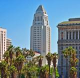 L.A. City Hall North View