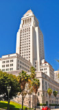 L. A. City Hall Rear View