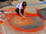 Pasadena Chalk Art Festival June 2011