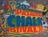 Pasadena Chalk Art Festival June 2012