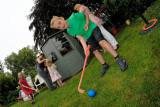 Golfing Sam