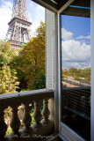 Paris by the window