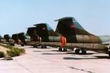 (T)F-104G's of 193Filo