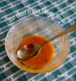Too Good To Wait Tomato Soup