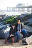 Ruth and Lauren