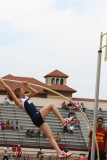 BYU at USC Track Meet