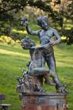 statue, Seminarska Garden