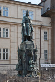statue of Charles the Fourth