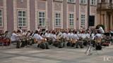 outdoor band concert