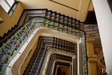 staircase, Imperial Hotel