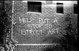 STOP STREET ART