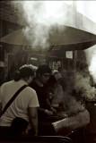 Satay Smoke