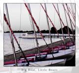 Big Boat, Little Boats