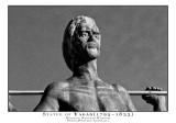 Statue of Yagan, Perth, Western Australia